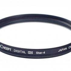 Kent Faith Star Filter 4 line 58mm Filtru star 4 raze