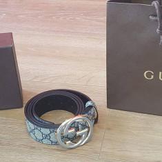 CURELE GUCCI-MODEL UNISEX-IMPORT ITALIA - Curea Dama Gucci, Marime: Marime universala, Culoare: Din imagine