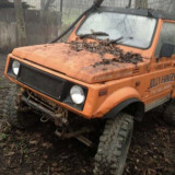 Suzuki samurai, An Fabricatie: 1995, Benzina, 100000 km, 1300 cmc