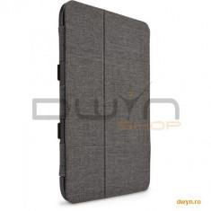 Husa tableta 10.1' Samsung Galaxy Tab 2 Case Logic, ultra slim, acces comenzi, poliuretan, black ' - Suport auto tableta