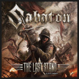Patch Sabaton - The Last Stand