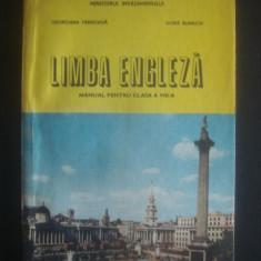 Georgiana Farnoaga, Doris Bunaciu - Limba engleza Manual pentru clasa VIII - Curs Limba Engleza Altele