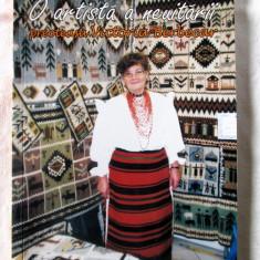O ARTISTA A NEUITARII, PREOTEASA VICTORIA BERBECAR, A. Borbei, L. Pop, 2013 - Carte Monografie