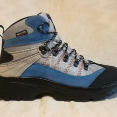 Bocanci ghete drumetii/ hiking  ALPINA Beny AlpiTex, marime 39 EU (25 cm)
