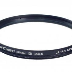 Kent Faith Star Filter 6 line 58mm Filtru star 6 raze - Filtru foto
