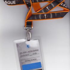 Acreditare meci fotbal KRC GENK - ASTRA GIURGIU 23.02.2017 - Bilet meci