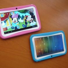 Tableta Android pentru copii Dualcore display 7