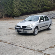 Renault Clio Symbol, An Fabricatie: 2005, Motorina/Diesel, 122850 km, 1461 cmc