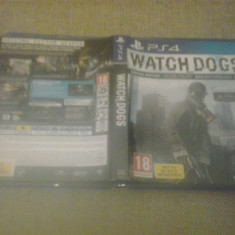 WATCHDOGS - WATCH DOGS - PS4 - Jocuri PS4, Actiune, 18+, Single player