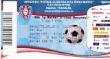 Bilet meci fotbal ASA TARGU MURES - DINAMO BUCURESTI 12.09.2016