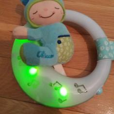 Lampa muzicala Chicco - Lampa veghe copii Chicco, Albastru