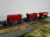 Vand set trei vagoane  marca marklin scara ho, 1:87