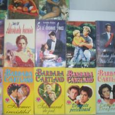 Lot 20 romane dragoste - Roman dragoste