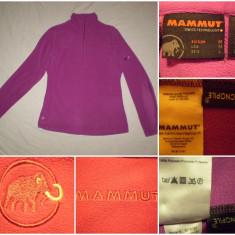 Bluza polar MAMMUT Tecnopile (M) dama corp ski snowboard fleece tura munte - Imbracaminte outdoor, Marime: M