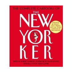The Complete Cartoons of the New Yorker [With DVD-ROM] - Carte in engleza