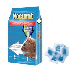Momeala raticida anti soareci, sobolani pasta Nocurat (5kg) albastra
