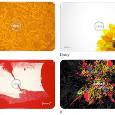Dell 17R Lid Floral Theme Inspiron N7110 - Husa laptop