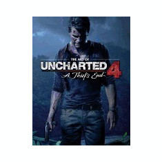 The Art of Uncharted 4 - Carte in engleza