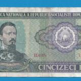 50 lei 1966 8 - Bancnota romaneasca