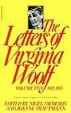 Letters of Virginia Woolf 1932-1935