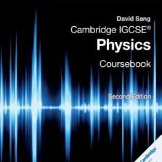 Cambridge Igcse(r) Physics Coursebook [With CDROM] - Carte in engleza
