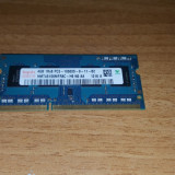 Memorii Laptop DDR3 4GB PC3-10600S 1333Mhz