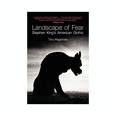 Landscape of Fear: Stephen King's American Gothic - Carte in engleza