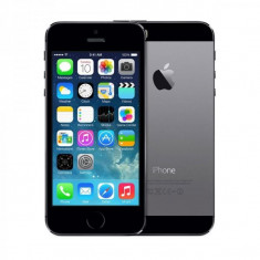 iPhone 5S Apple 16GB, 32GB si 64 GB, Argintiu, Neblocat