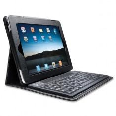 Kensington KeyFolio Pro K39515US Wireless Keyboard/Bluetooth/Tablet - Husa tableta cu tastatura