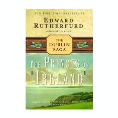 The Princes of Ireland: The Dublin Saga - Carte in engleza