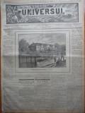 Ziarul Universul , 19 Februarie 1890
