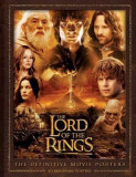 The Lord of the Rings: The Definitive Movie Posters: 40 Removable Posters [With 40 Posters]