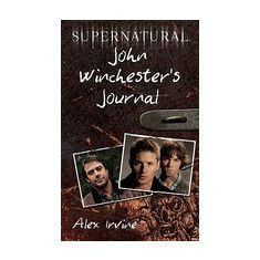 Supernatural: John Winchester's Journal - Carte in engleza