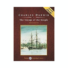 The Voyage of the Beagle, with eBook - Carte in engleza