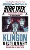 The Star Trek: The Klingon Dictionary