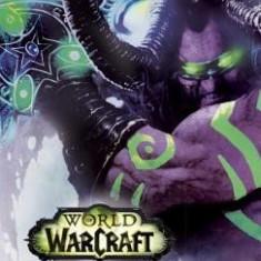 Illidan: World of Warcraft - Carte in engleza