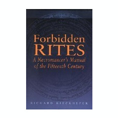 Forbidden Rites - Ppr. - Carte in engleza