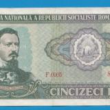 50 lei 1966 3 - Bancnota romaneasca
