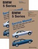BMW 5 Series (E39 Service Manual: 1997, 1998, 1999, 2000, 2001, 2002, 2003: 525i, 528i, 530i, 540i, Sedan, Sport Wagon