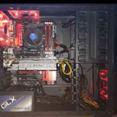 Calculator (PC) Gaming cu i5 si GTX 970 + SSD + Mouse si Tastatura Gaming - Sisteme desktop fara monitor Zotac, Intel Core i5
