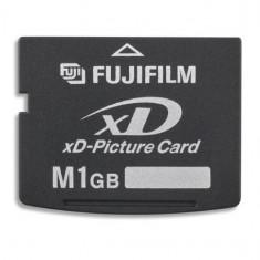 XD CARD FUJIFILM; model: SP001GBXD; capacitate: 1 GB; culoare: NEGRU - xD Picture Card