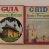 GHID DE CONVERSATIE ROMAN -PORTUGHEZ, PORTUGHEZ -ROMAN( 2 VOLUME )