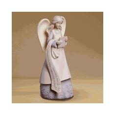Nurse Angel Figurine - Bibelou