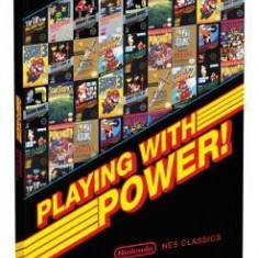 Playing with Power: Nintendo NES Classics - Carte in engleza
