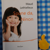 Spune da Ninon Maud Lethielleux - Roman