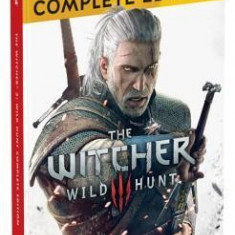 The Witcher 3: Wild Hunt Complete Edition Guide: Prima Official Guide - Carte in engleza
