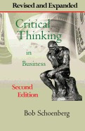 Critical Thinking in Business: Revised and Expanded Second Edition foto