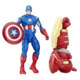 Best of Avengers 2015, Figurina Captain America 15 cm - Figurina Desene animate