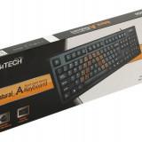"""Tastatura A4TECH; model: KRS-85-USB; layout: US; NEGRU; USB; """"KRS-85-USB"""""""
