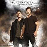 Supernatural 2017 Wall Calendar